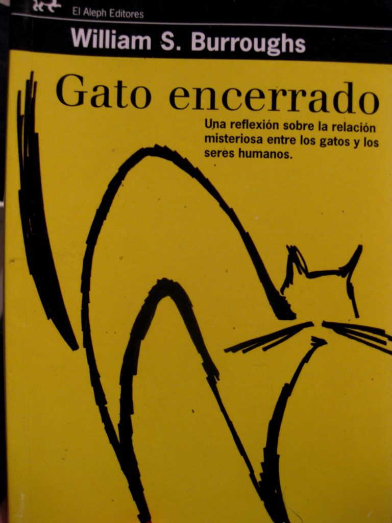 Gato encerrado / William S. Burroughs