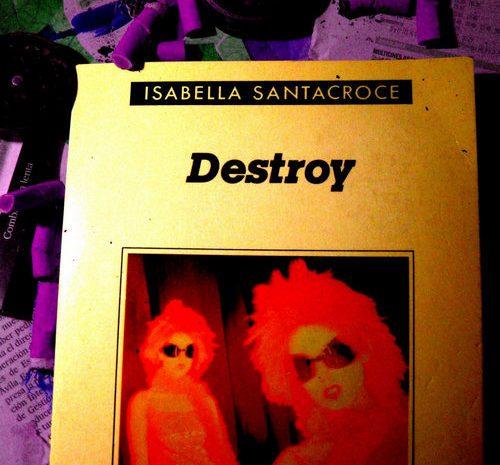 Destroy / Isabella Santacroce