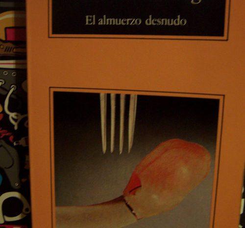 El almuerzo desnudo / William S. Burroughs