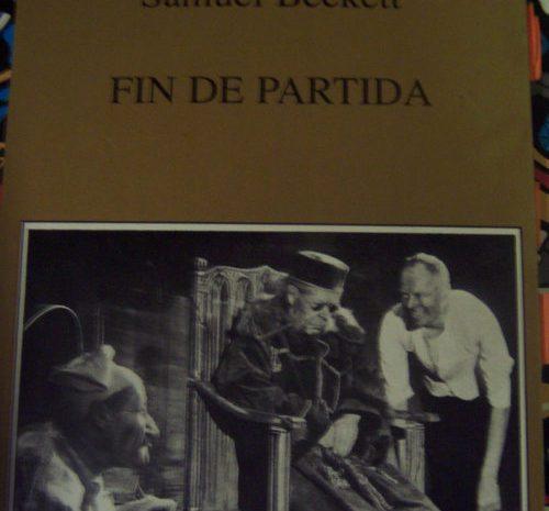 Fin de Partida / Samuel Beckett