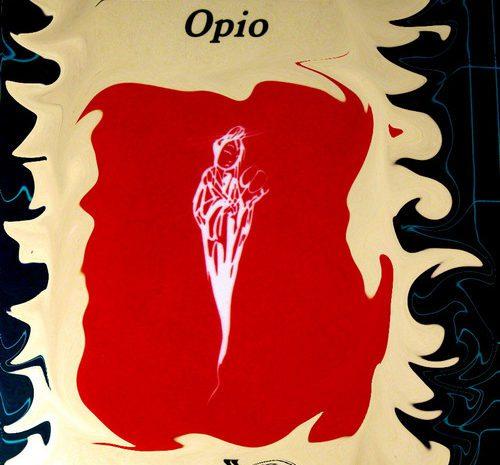 Opio / Maxence Fermine