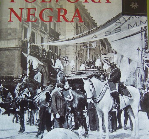 Pólvora Negra / Montero Glez