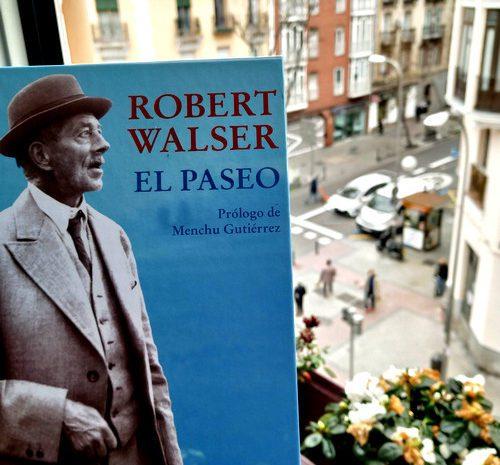 El paseo / Robert Walser