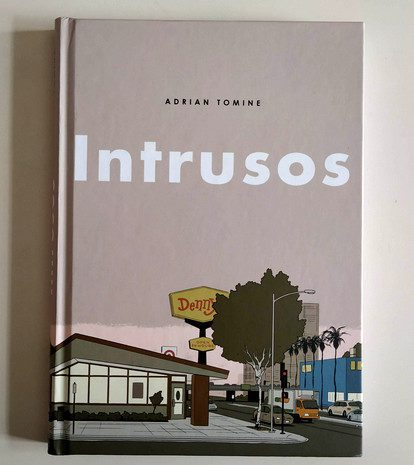 Intrusos / Adrian Tomine