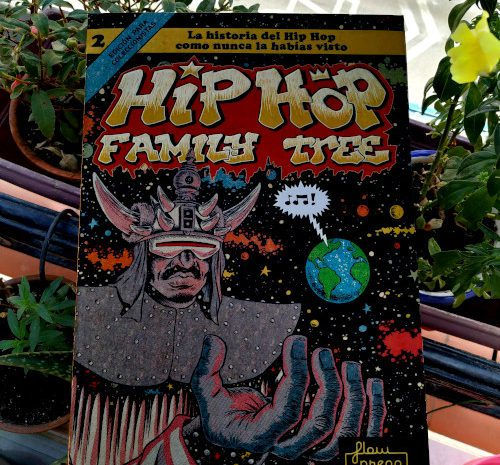 Hip Hop Family Tree vol.2 / Ed Piskor