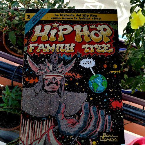 Portada de HipHop Family Tree v.2