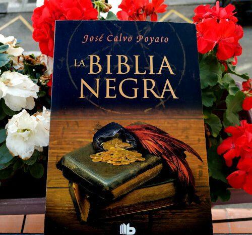 La Biblia negra / José Calvo Poyato