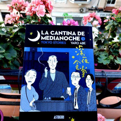 """""""La cantina de media noche (1). Tokyo Stories"""" de Yaro Abe. Ed. Astiberri."""