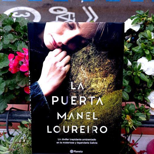 Portada de «La puerta», de Manel Loureiro. Ed. Planeta. 2020