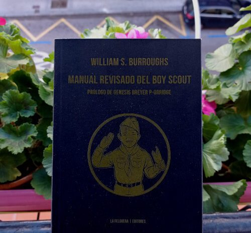 Manual revisado del Boy Scout / William S. Burroughs