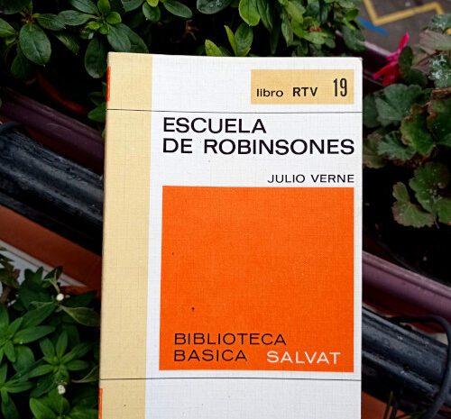 Escuela de Robinsones / Julio Verne