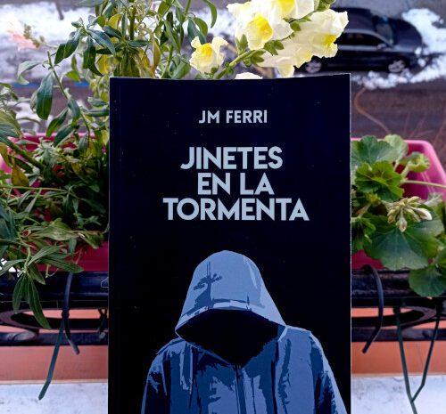 Jinetes en la tormenta / JM Ferri