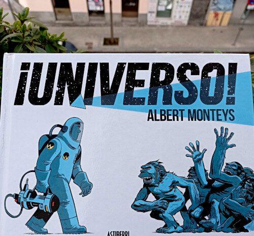 ¡Universo! / Albert Monteys