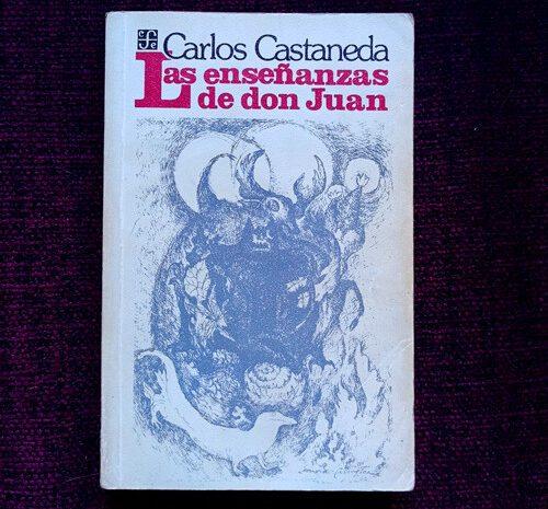 Las enseñanzas de Don Juan / Carlos Castaneda