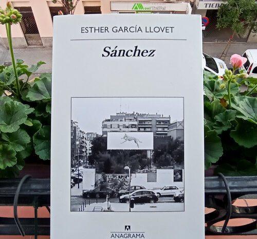 Sánchez / Esther García Llovet
